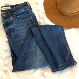 """9"""" high rise skinny - size 27 - Madewell jeans"""